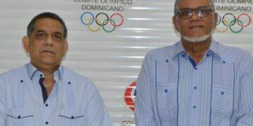 Luis Chanlatte (izquierda) y Rafael Villalona Calero.